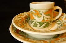 Dinnerware, Florentine w/Mug
